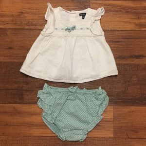 Beautiful😍Baby Gap Girl Outfit Size 3-6 Months